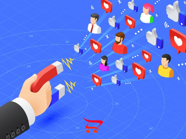 Increasing the Number of Followers on Social Networks