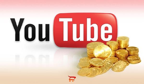 Earn by YouTube